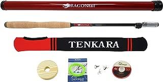 DRAGONtail Shadowfire 365 12' Tenkara Fly Fishing Rod