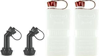 FuelFriend®-Plus Clear - Bidón 1.5 litros + caño bloqueable - 2 Piezas a un Precio Especial
