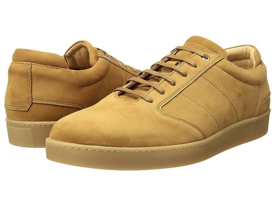 WANT Les Essentiels Lennon Sneaker (Cedar Wood Nubuck/Honey) Men