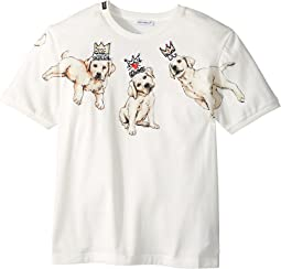 Dolce & Gabbana Kids - Dog T-Shirt (Big Kids)