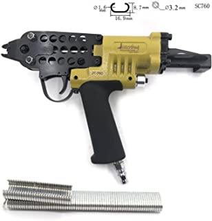 Pneumatic Air Tools C-Ring NAILER Hog Ring Plier Tool 16GA 1/2