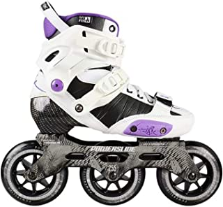 100% Original Power Slide Evo Carbon Fiber 3110Mm Speed Skates Street Adult Roller Skating Shoes Free Skating Patines