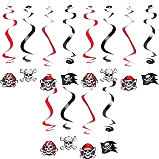 Best hanging pirate decorations Reviews