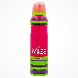 Miss So Hot 150ml Perfumed body Spray