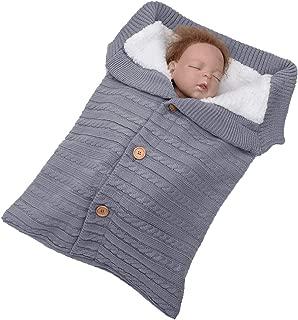 100/% algod/ón y Espesor DE 2,5//3,5 TOG 0-3 Meses, 3.5 TOG Usar en oto/ño//Invierno MKW Babies Saco de Dormir para beb/é el Mejor Producto para Dormir Largo por ni/ños DE 0-6 Meses
