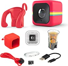 $48 Get Polaroid Cube Act II – HD 1080p Mountable Weather-Resistant Lifestyle Action Video Camera & 6MP Still Camera w/Image Stabilization, Sound Recording, Low Light Capability & Other Updated Features