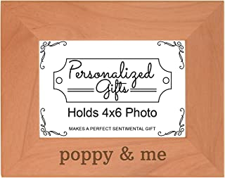 Best grandpa and me photo frame Reviews