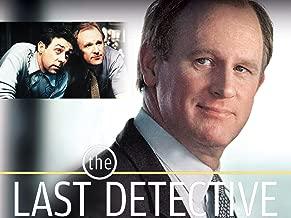 peter davison the last detective