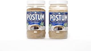 Postum 8 Oz. Roasted Wheat-Bran & Molasses Instant Warm Beverage, Pack of 2