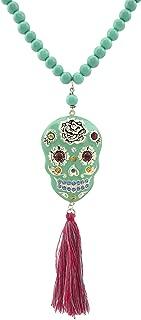 Best dead skull necklace Reviews