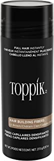 Toppik Hair Building Fibers 27.5gm - Light Brown