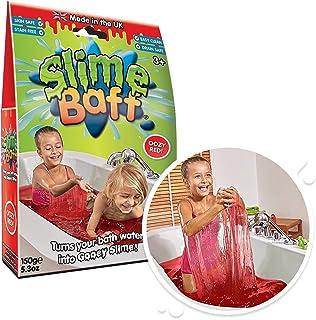 Zimpli Kids 5263 Slime Baff - Red Bath Slime, Red