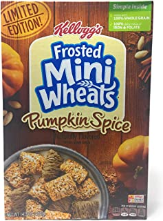 Best pumpkin spice wheat cereal Reviews