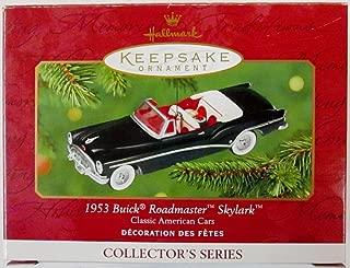 Hallmark 1953 Buick Roadmaster Skylark Classic American Cars Series #11 2001