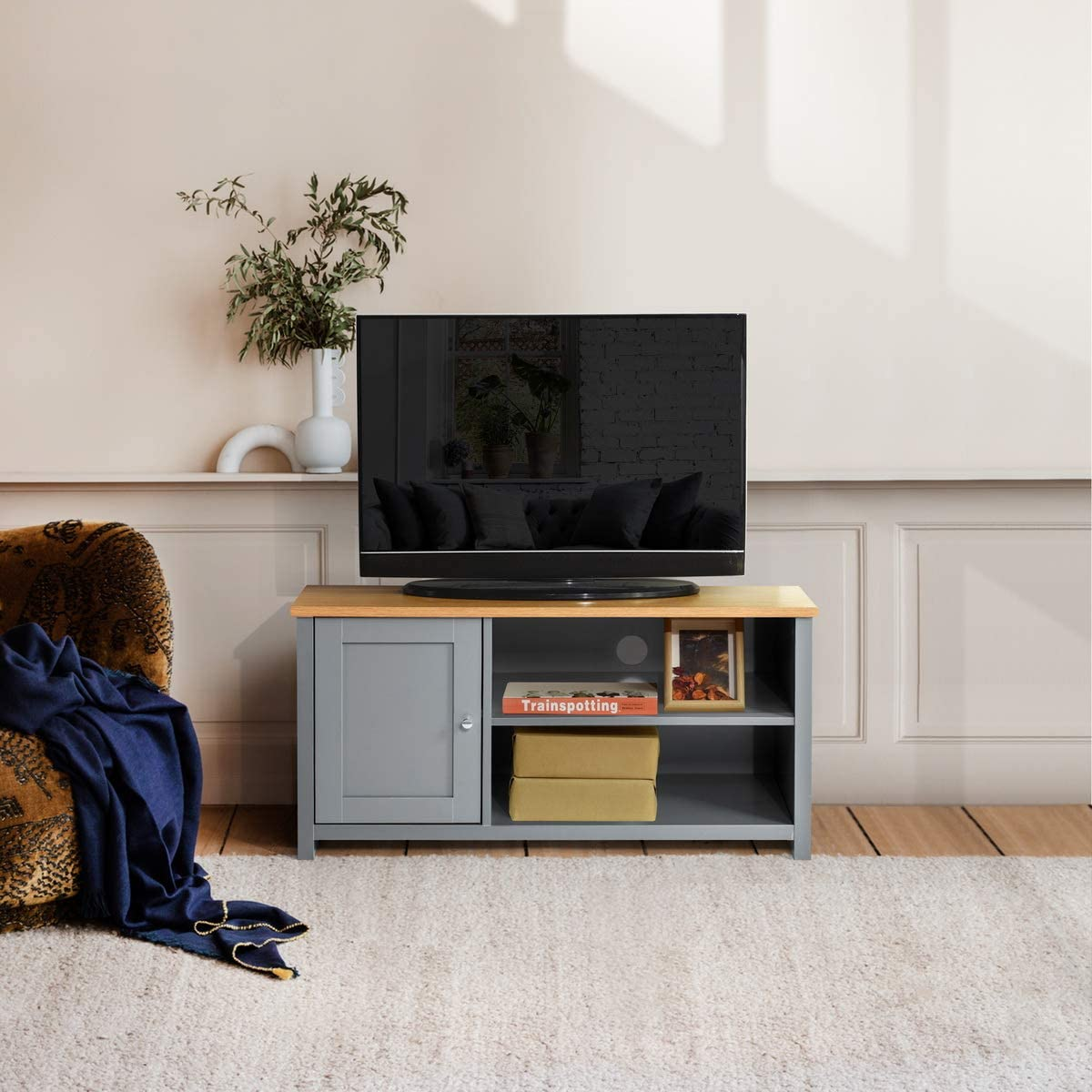 TV Cabinet Free Shipping New Stand for Living with Center St Spasm price Entertainment Room