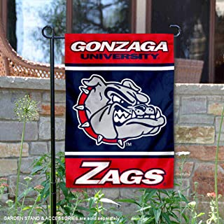 College Flags and Banners Co. Gonzaga Bulldogs Garden Flag