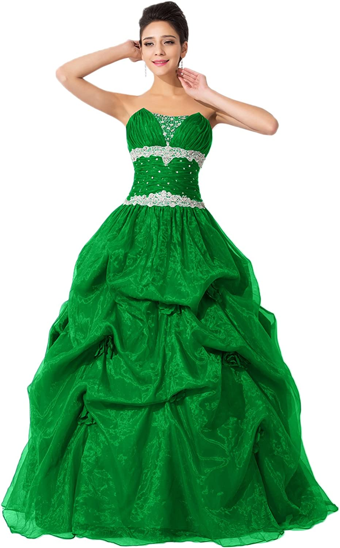 DINGZAN Off Shoulder Embroidery Satin Wedding Guest Bridesmaid Dress Evening Maxi