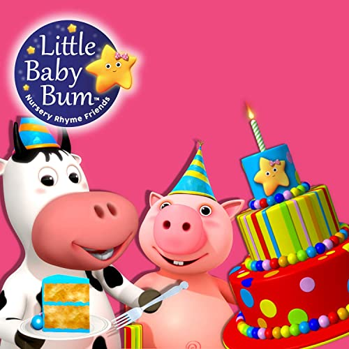 Canzone del compleanno by Little Baby Bum Filastrocca Amici ...