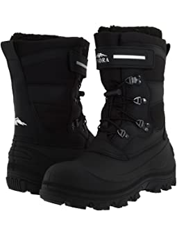 Mens winter boots wide width + FREE