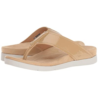 Spenco Hampton Sandal (Tan) Women