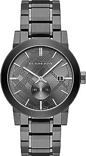 burberry men's the city swiss quartz watch