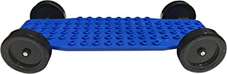PRO Brick Lego Derby Car Chassis for Racing Lego Derby Cars on Pinewood Derby Track