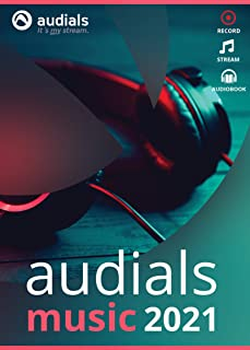 Audials 2021 | Music | PC | PC Aktivierungscode per Email