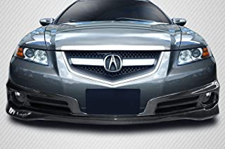 Carbon Creations Replacement for 2007-2008 Acura TL Type S Aspec Look Front Lip - 1 Piece