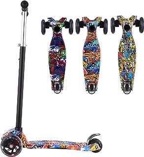 3 Wheel Mini Adjustable Kick Scooter