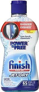 Finish Jet Dry Rinse Aid – 6.76 oz – Power & Free