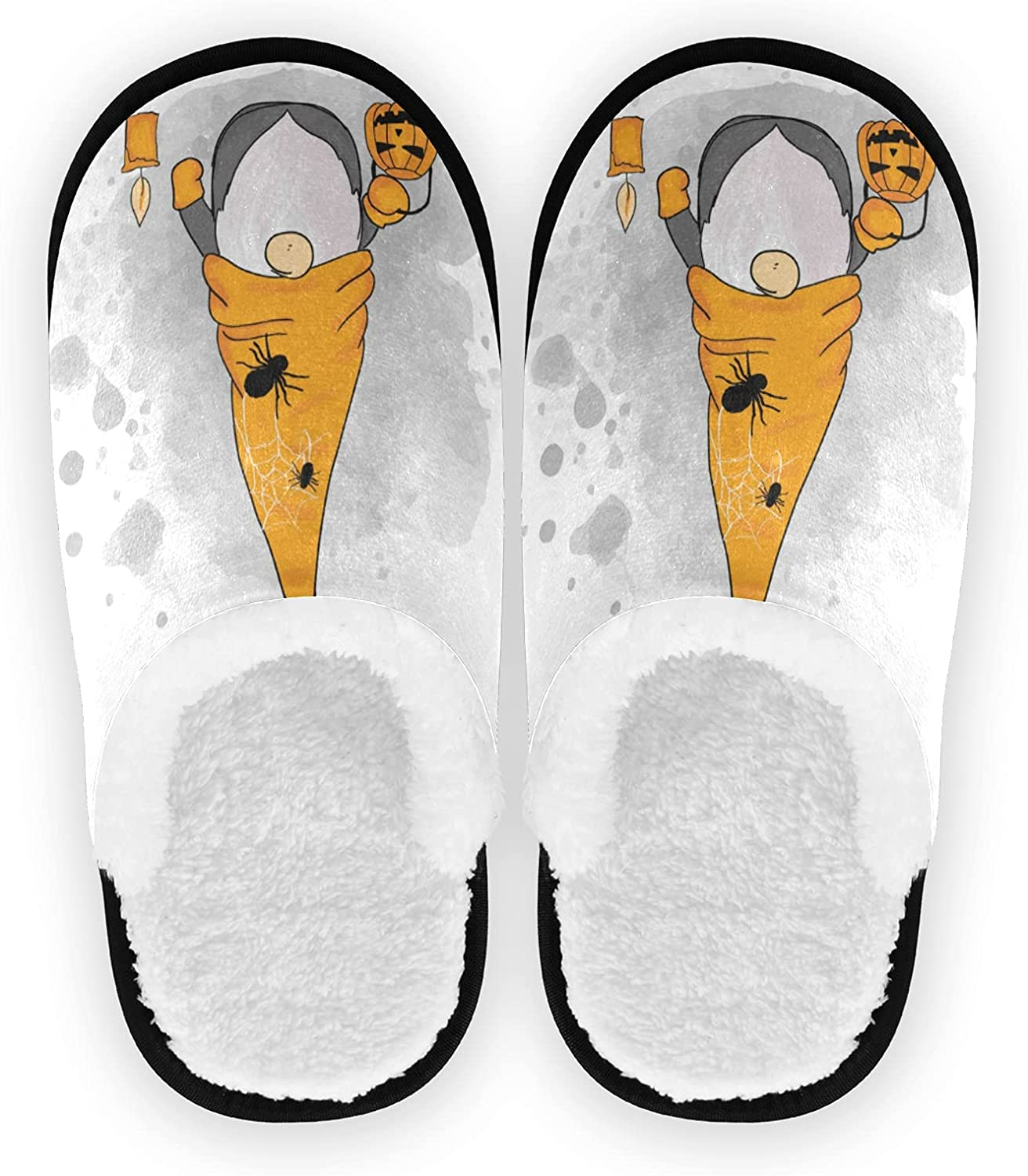 Halloween Gnome Brand Cheap Sale Venue Pumpkin Womens Mens Candle Lantern Home Slippers Cash special price