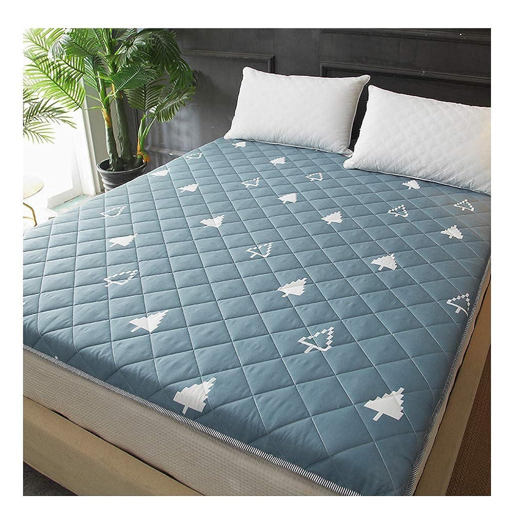 触手七時半マエストロ畳のマットレス、日本の布団のマットレスの睡眠のパッド、厚く暖かい慰めの折りたたみマットレスの学生寮の折りたたみの睡眠のマットレス,10cm,120x190cm/47x75inch