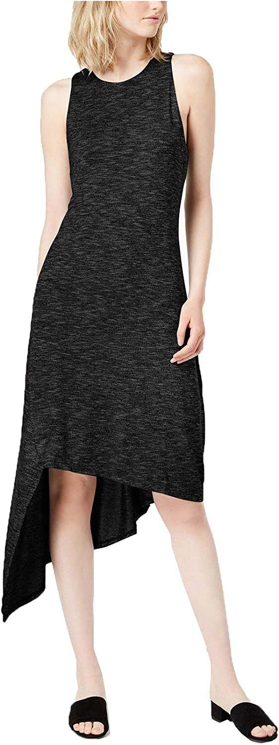 Bar III Women's Asymmetrical Knit Dress