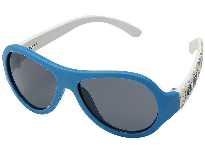 Babiators  Polarized Aviator Sunglasses Junior (0-2 Years) (Wheel Deal) Sport Sunglasses