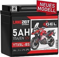 Suchergebnis Auf Für Batterie Ytx5l Bs