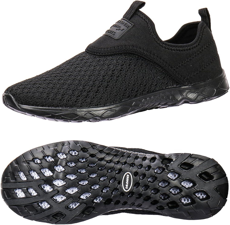 Aleader Men's Slip-on shoes   Water, Comfort Walking, Beach or Travel shoes