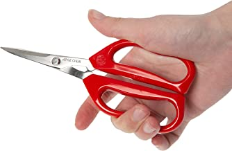 Joyce Chen , Unlimited Scissor, Red