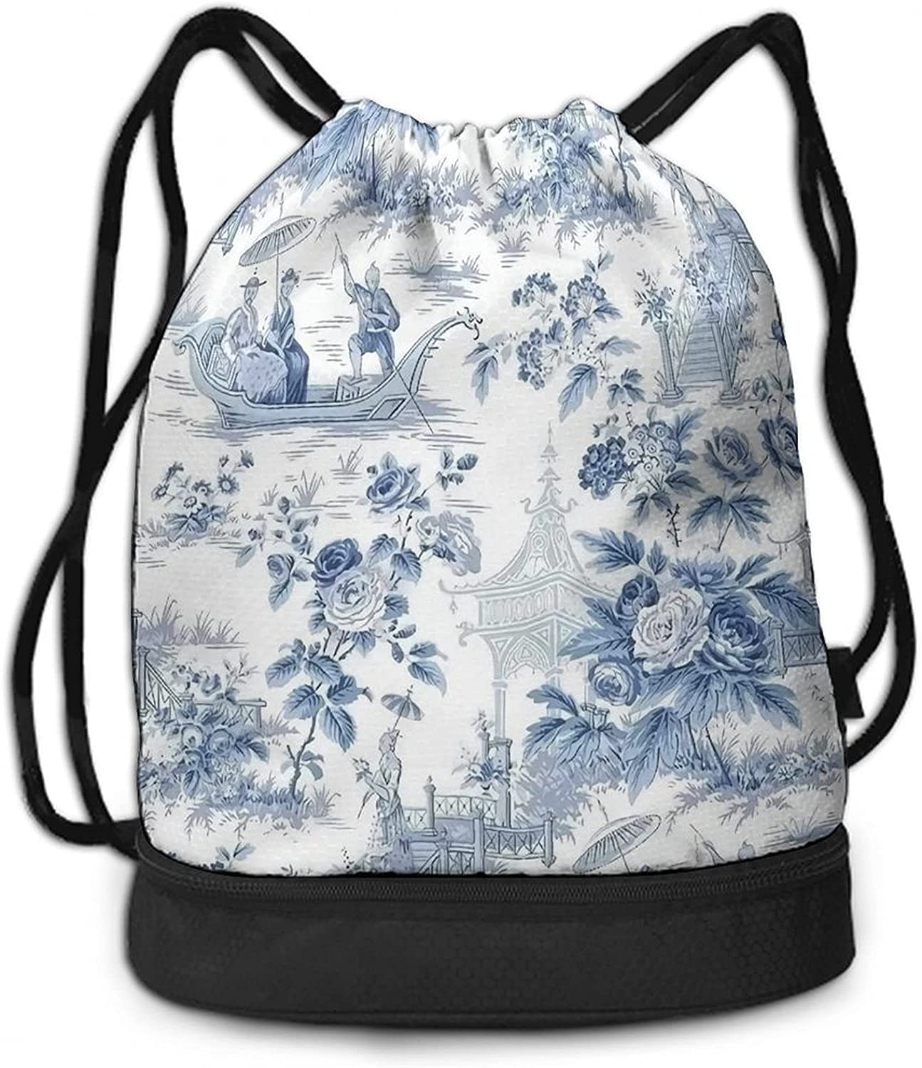 Courier shipping free Men Women Travel Drawstring Backpack String Bag for Size Large ! Super beauty product restock quality top!