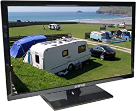 Caravan Boat 5 Metre cable Falcon Amplified Magnetic Mount Freeview Digital TV Aerial for Motorhome