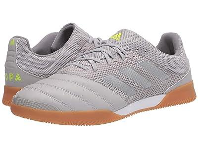 adidas Copa 20.3 IN Sala (Grey Two F17/Matte Silver/Grey Three F17) Men