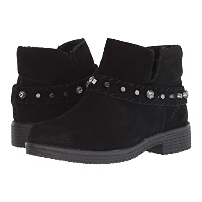 Spring Step Rodea (Black Suede) Women