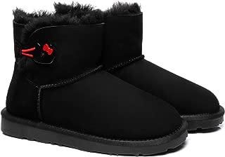 Tarramarra Hello Kitty Mini Button Boots #821012 Black