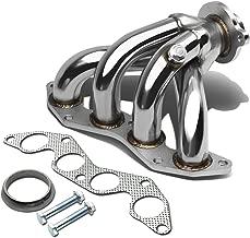 For Honda Civic Performance Stainless Steel Exhaust Header Kit EX EM ES EP