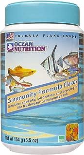 Ocean Nutrition Comm Formula Flake Frozen Food, 5.5 oz