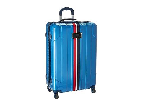 "Lochwood 21"" Upright Suitcase, LIGHT BLUE"