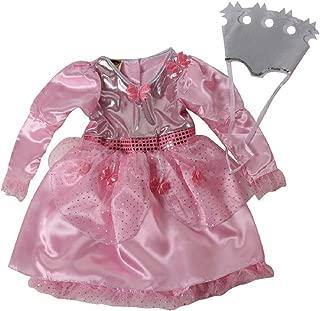 Rubie's Costume Co Woz Toddler Glinda Costume, Small, Small