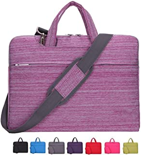 KUSDET 11-11.6 Inch Laptop Sleeve Protective Case Carrying Shoulder Bag Cover Compatible with 11.6