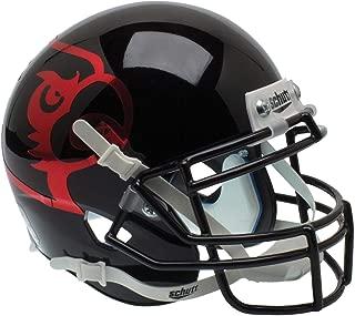 Louisville Cardinals Schutt Black Alternate Mini Football Helmet - College Mini Helmets