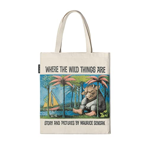 Out of Print Literary and Book-Themed Canvas Tote Carrying Bag for Book  Lovers 5f85ba7875765