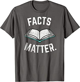 Shirt.Woot: Facts Matter T-Shirt